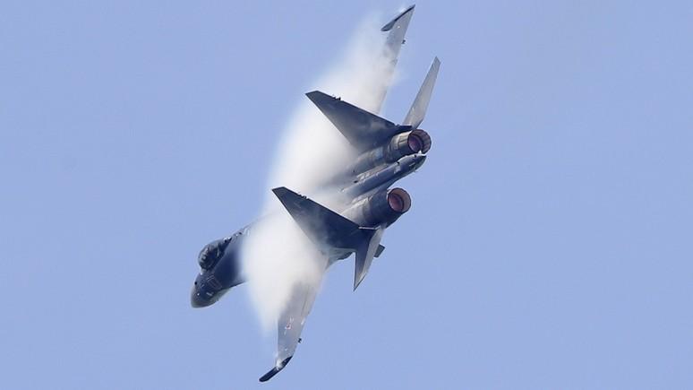 RFE: Пентагон разберётся в «опасных манёврах» ВКС России в Сирии