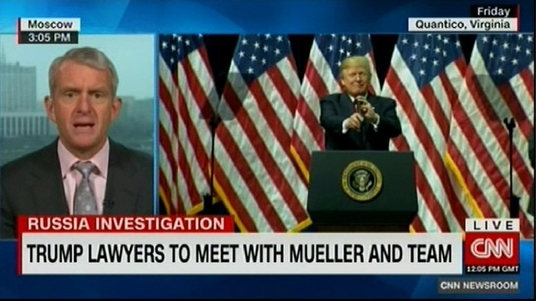 CNN: на звонок Трампа Путину в России ответили «радиомолчанием»