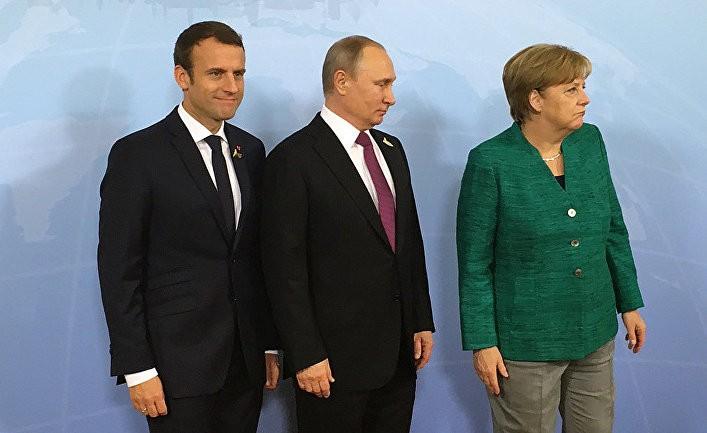 Почему особых отношений с Германией и Францией больше не будет