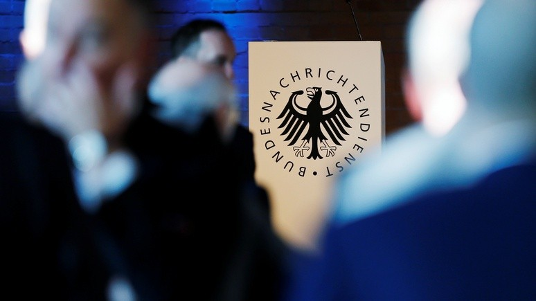 Tagesspiegel: немецкая разведка помогала СМИ критиковать Россию