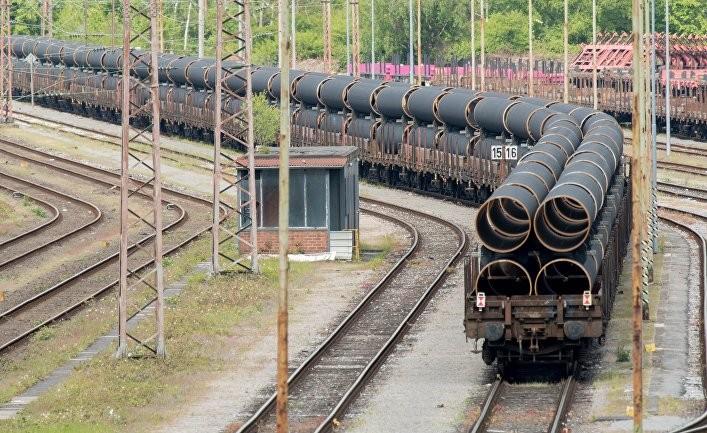 Деловые ужины в интересах трубопровода «Северный поток 2»