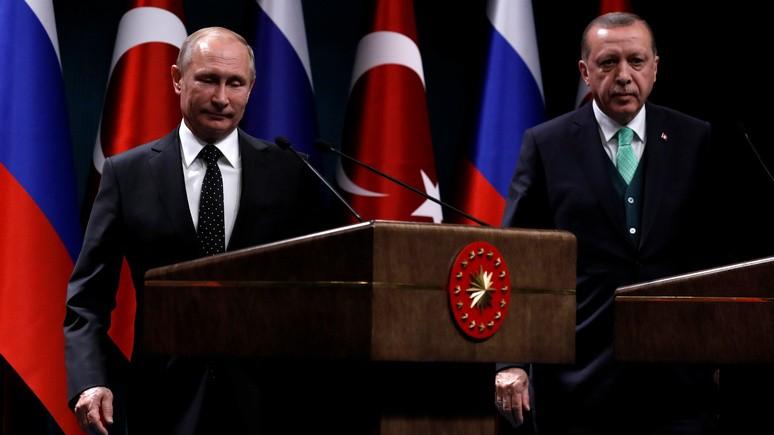 GR: благодаря России Турция может стать первой страной, которую выгонят из НАТО