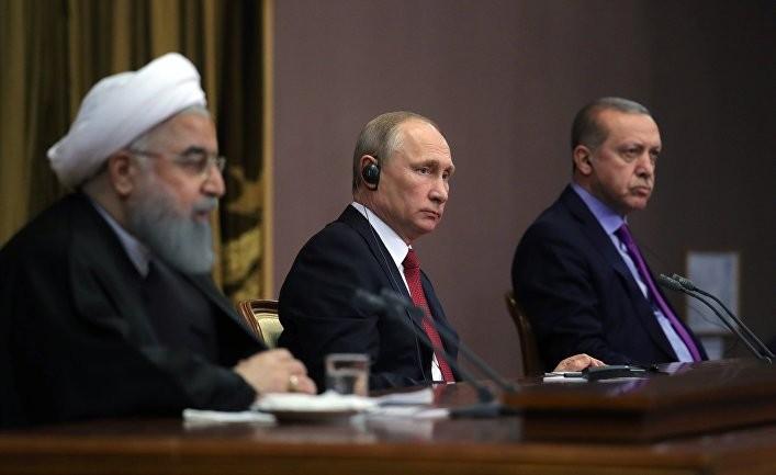 Возрожденная Россия и США борются за первенство
