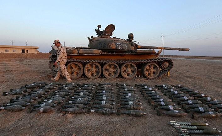 Откуда берется оружие у ИГИЛ