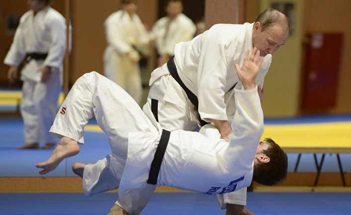 Как спорт сформировал Путина