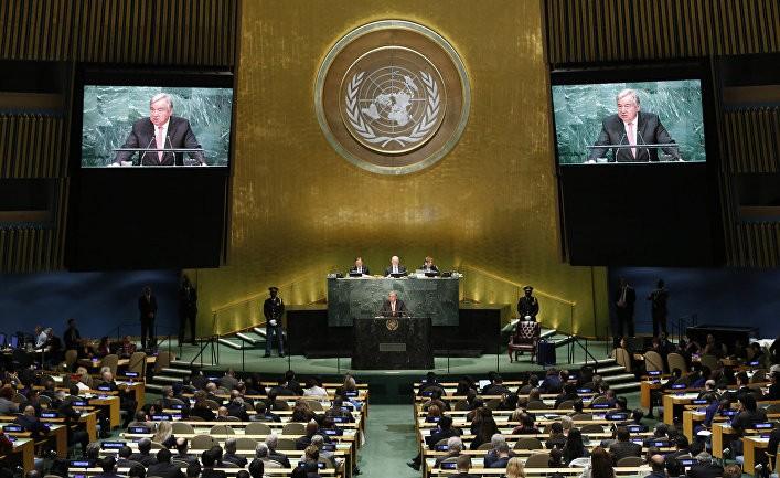 Новая резолюция ООН по Крыму: десять изменений, важных для Украины