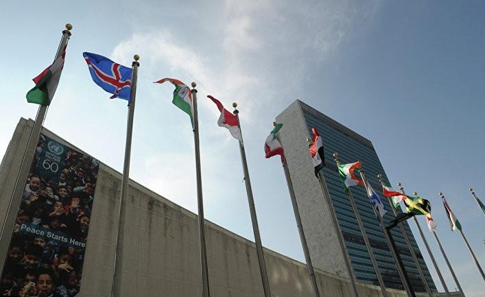 В ООН приняли резолюцию по Крыму