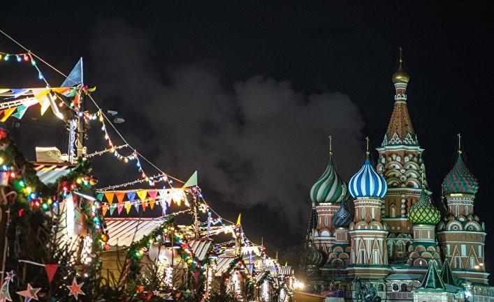 Большой шпионский скандал в Москве