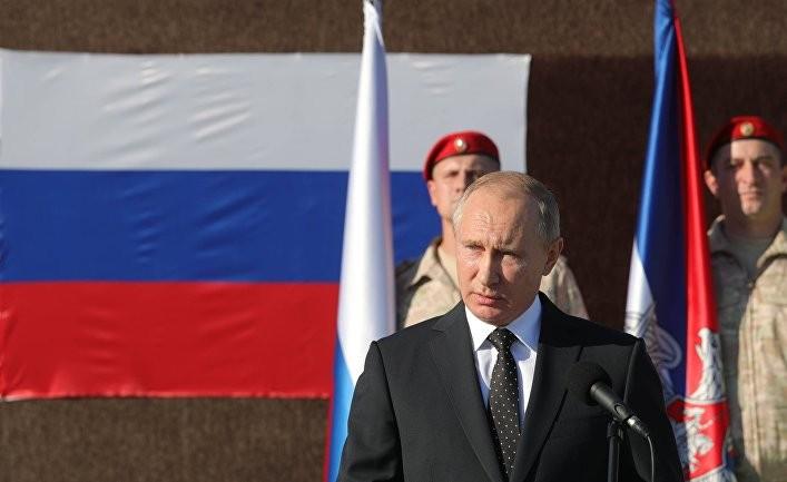 Молодых избирателей не тронул интерес Путина к прошлому