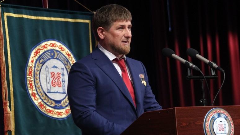 CNBC: США внесли в список Магнитского ещё пятерых россиян, включая Кадырова