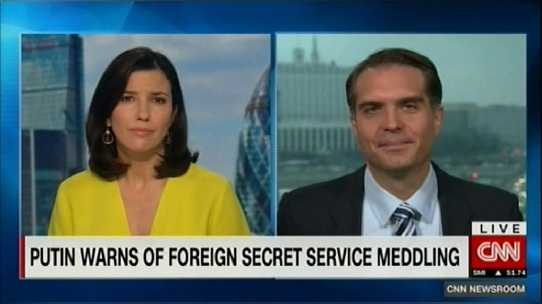 CNN: внешнему влиянию и политическому хаосу Москва противопоставляет стабильность
