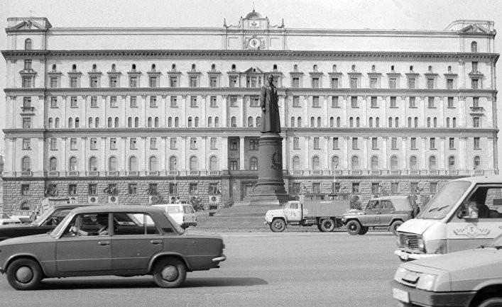 КГБ дожил до своего столетнего юбилея
