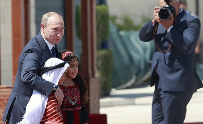 Москва всегда была на стороне палестинцев