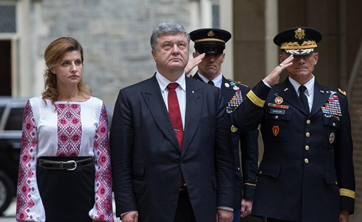 Четыре злостных врага Порошенко