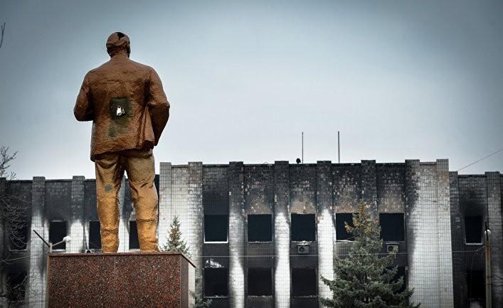Москва запускает программу разрушения Донбасса