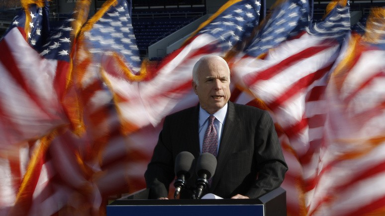 Washington Examiner: Маккейн требует больше оружия для Украины