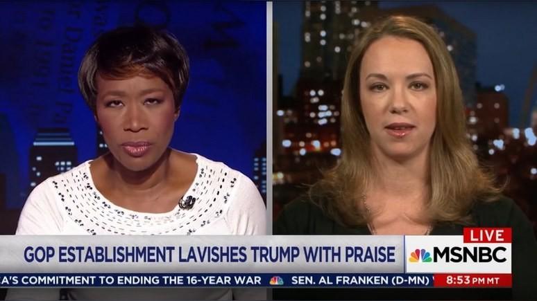 Американская журналистка: Трамп шантажирует республиканцев российским компроматом