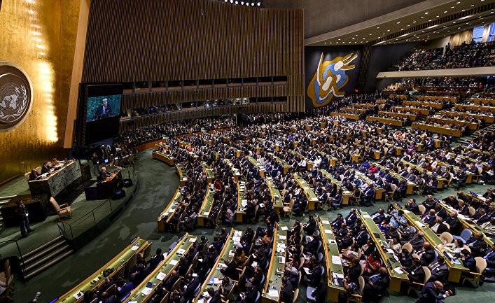 Резолюция ООН по Крыму: действительно ли весь мир с нами?