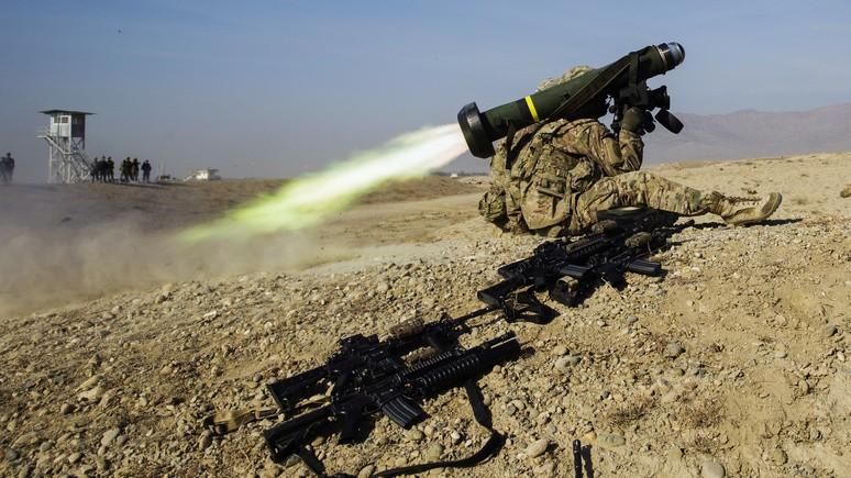 CNN: Вашингтон одобрил поставки Киеву «оборонительных вооружений»