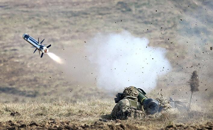 Война на Донбассе: кто даст Украине оружие, которого боится Россия