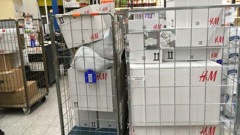 Yle: посылки для россиян завалили почтовое отделение в Финляндии