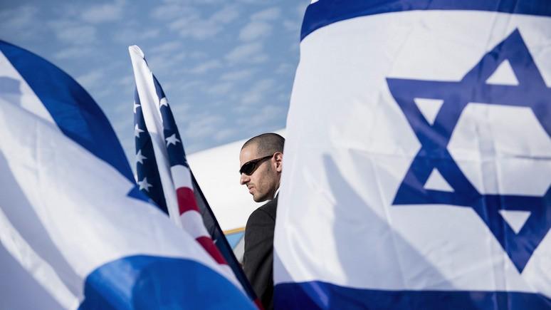 Consortiumnews: «израильгейт» куда реальнее «вмешательства России» — но о нём даже говорить опасно