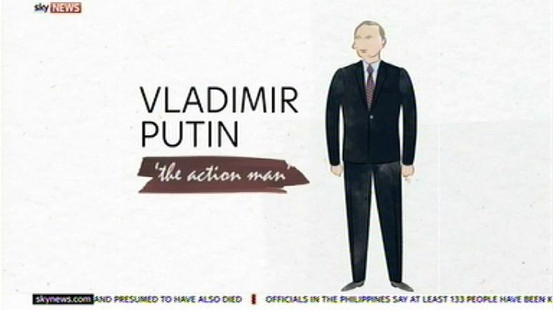 Sky News: британский психолог раскрыл секреты главы Кремля по языку жестов