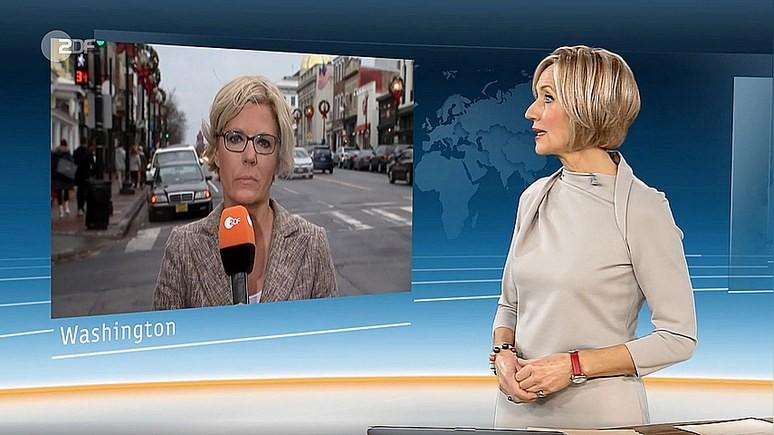 ZDF: решение о поставках оружия на Украину Трамп принял не по своей воле
