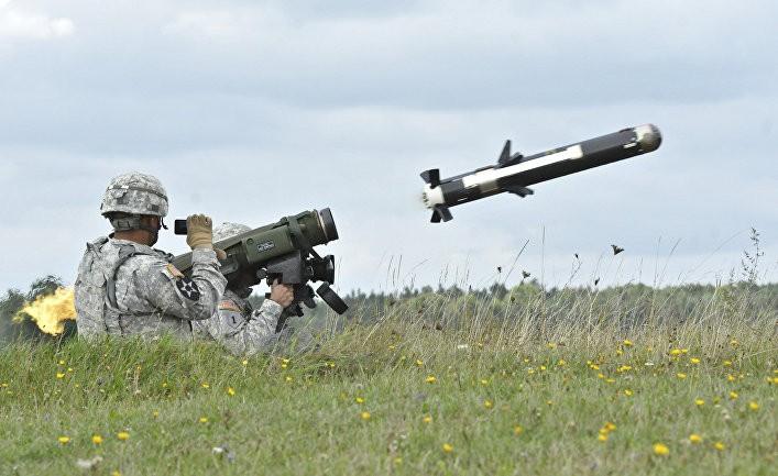 Оружие для Украины — ужесточение отношений с Россией