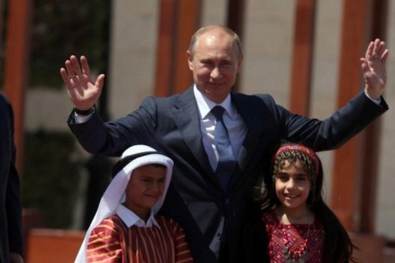 Haaretz (Израиль): Палестинцы рассчитывают на вмешательство России, утратив доверие к США