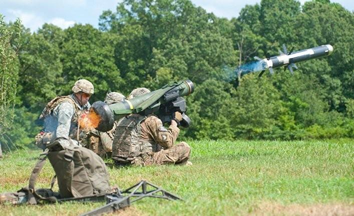 Ракеты «Джавелин» для Украины