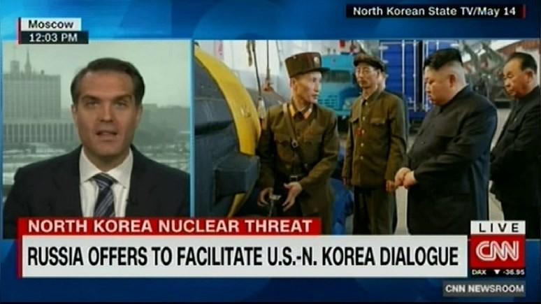 CNN: Россия стремится «любой ценой» избежать войны на Корейском полуострове