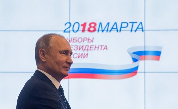 Путин и его безупречная популярность