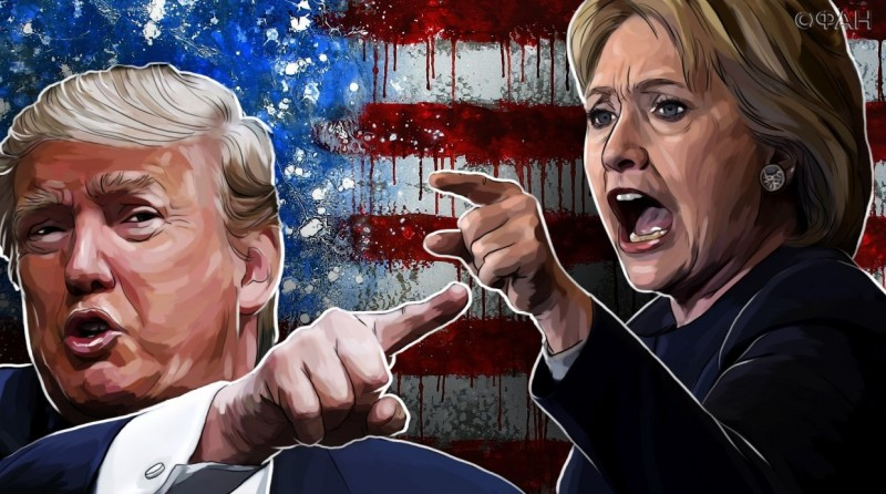СМИ рассказали, к каким последствиям привела бы победа Клинтон на выборах президента США