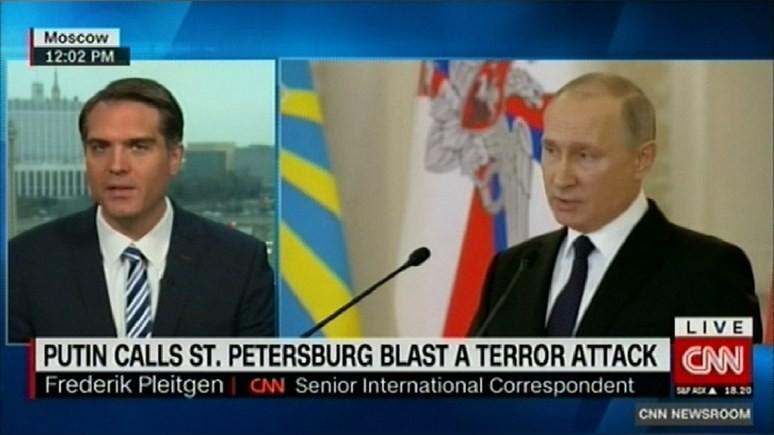 CNN: заявление Путина о террористах — жёсткое даже по его меркам