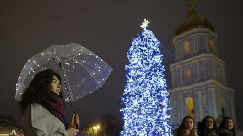Вести: каждый четвёртый украинец встретит Новый год в долг