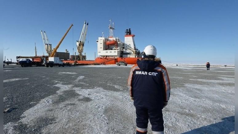 FT: растущий спрос на сжиженный газ Россия превращает из угрозы в преимущество