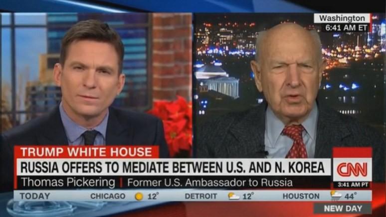 Экс-посол США: и Москва, и Вашингтон не заинтересованы в «ядерной Корее»
