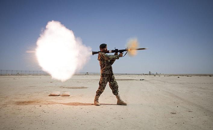 Из-за США производство наркотиков в Афганистане выросло в 45 раз