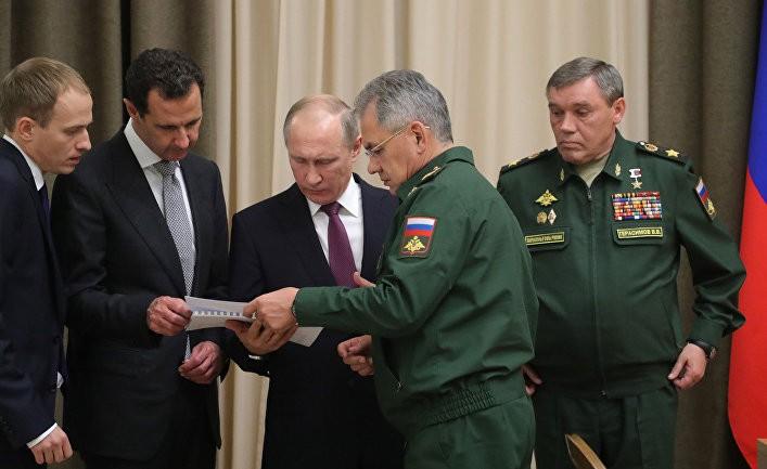 Россия ведет себя как сверхдержава