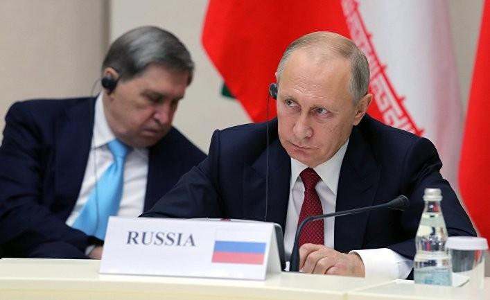 Россия «распоясалась»