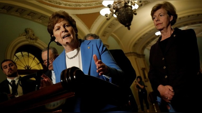 Politico: сенаторы США отказались от визита в Россию после запрета на въезд их коллеге