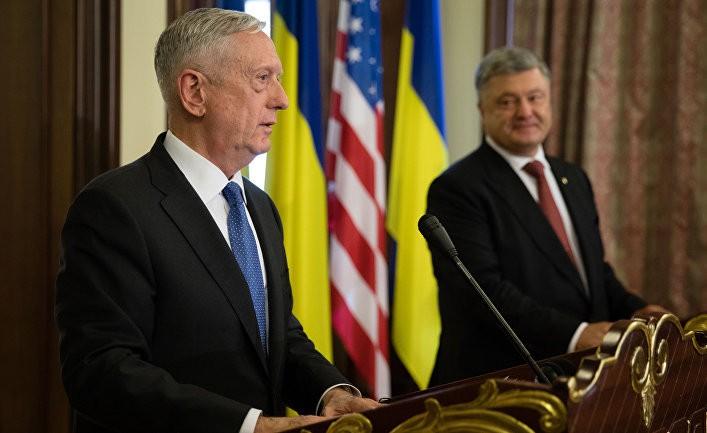 Глава Пентагона заверил, что военная роль США в Украине не изменится