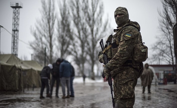 Донбасс: три сценария на 2018 г.
