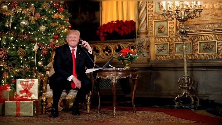 Independent: Путин поздравил Трампа с Новым годом и призвал к конструктиву