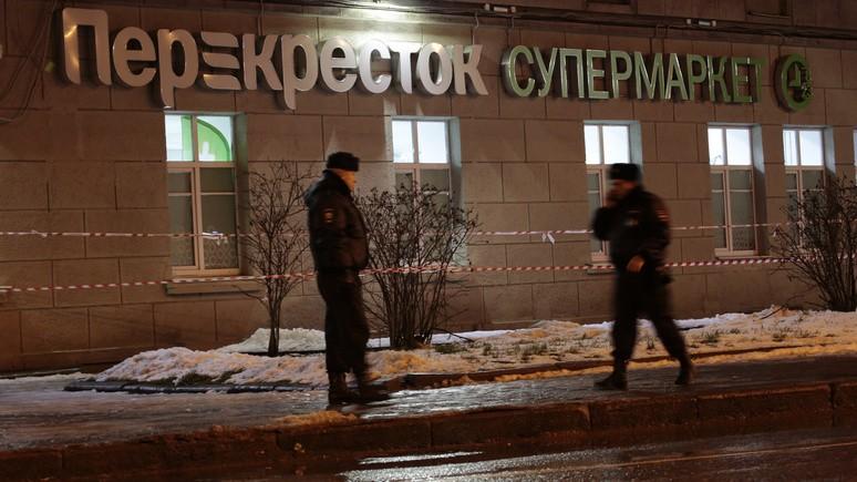 Le Parisien: ИГ взяло ответственность за теракт в Петербурге