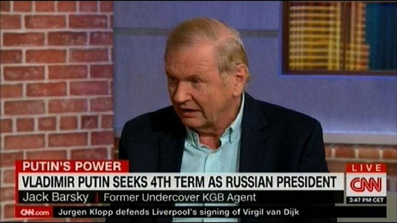 Экс-агент КГБ объяснил CNN, в чём заключается безграничная сила России