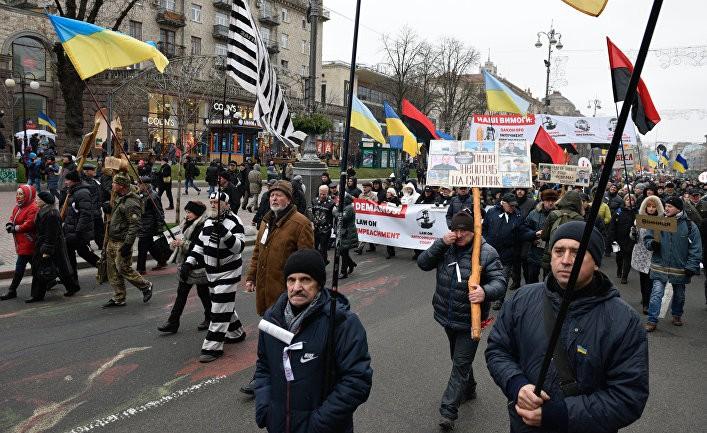 Два решающих события для Украины